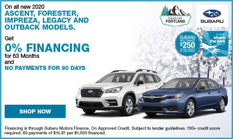 November 2020 Low Financing Special