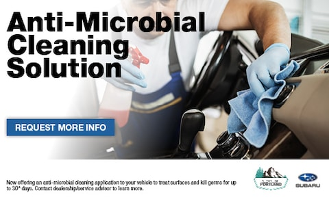 Anti-Microbial Cleaning Solution
