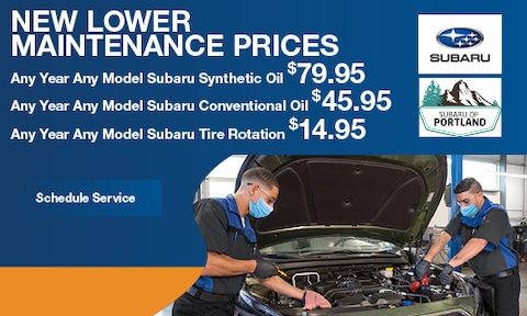 New Lower Maintenance Prices