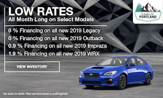 June 2019 Low Rates Special