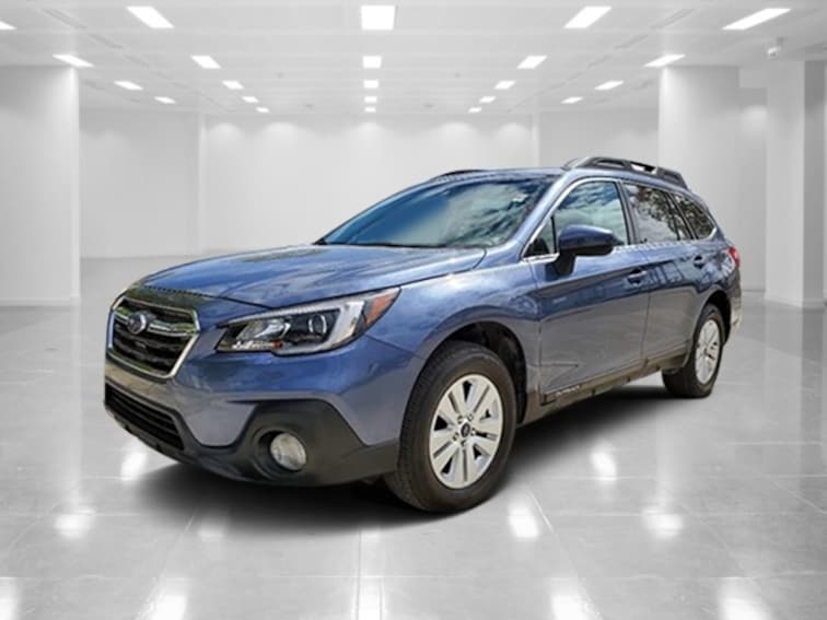 Certified Pre-Owned 2018 Subaru Outback 2.5i SUV for sale in Port Richey, FL