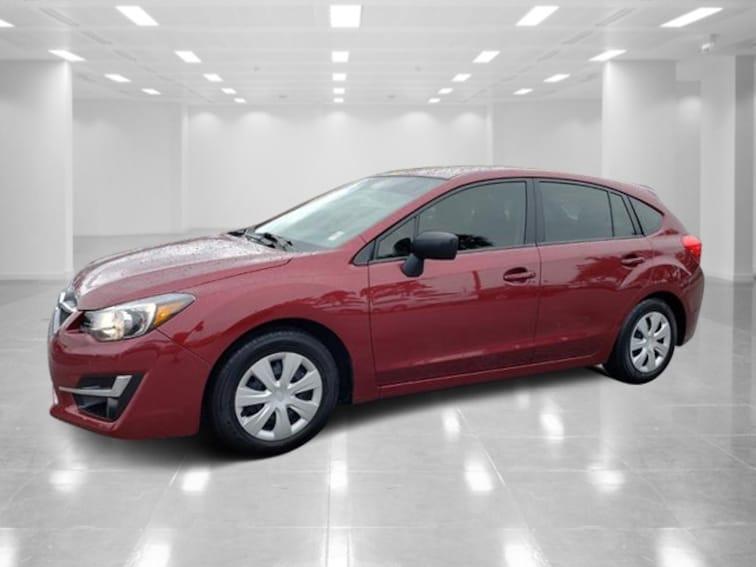 Certified Pre-Owned 2016 Subaru Impreza 2.0i Hatchback for sale in Port Richey, FL
