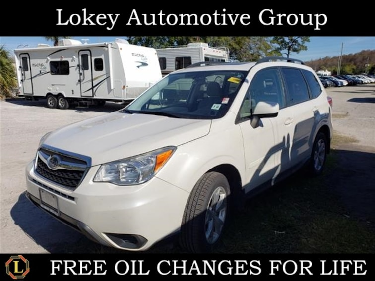 Certified Pre-Owned 2014 Subaru Forester 2.5i Premium SUV for sale in Port Richey, FL