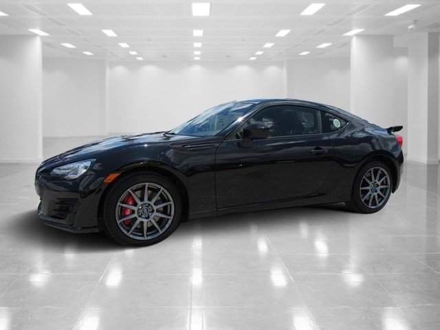 2018 Subaru BRZ Limited with Performance Package Coupe JF1ZCAC1XJ9602562