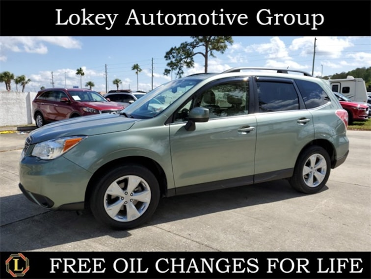 Used 2015 Subaru Forester 2.5i Limited SUV for sale in Port Richey, FL