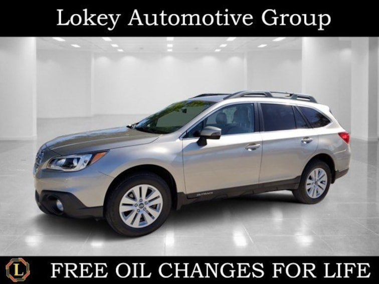 Certified Pre-Owned 2017 Subaru Outback 2.5i SUV for sale in Port Richey, FL