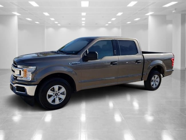 Used 2018 Ford F-150 XLT Truck for sale in Port Richey, FL