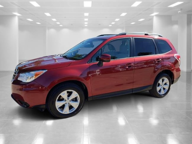 Certified Pre-Owned 2015 Subaru Forester 2.5i Premium SUV for sale in Port Richey, FL
