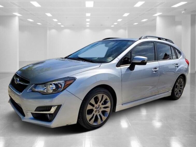 Used 2016 Subaru Impreza 2.0i Sport Limited Hatchback for sale in Port Richey, FL