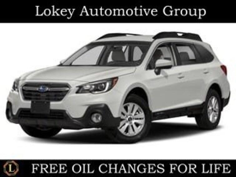Used 2018 Subaru Outback 2.5i SUV for sale in Port Richey, FL