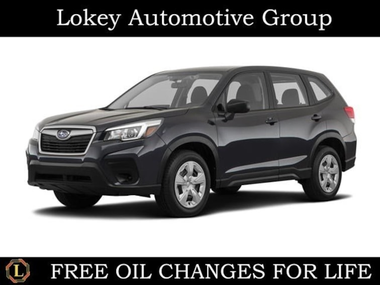 Used 2019 Subaru Forester 2.5i SUV for sale in Port Richey, FL