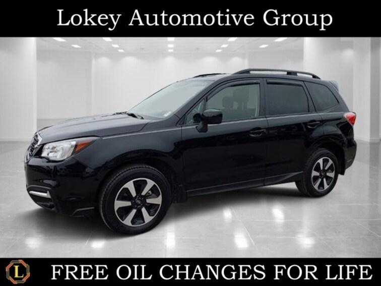 Used 2018 Subaru Forester 2.5i Premium SUV for sale in Port Richey, FL