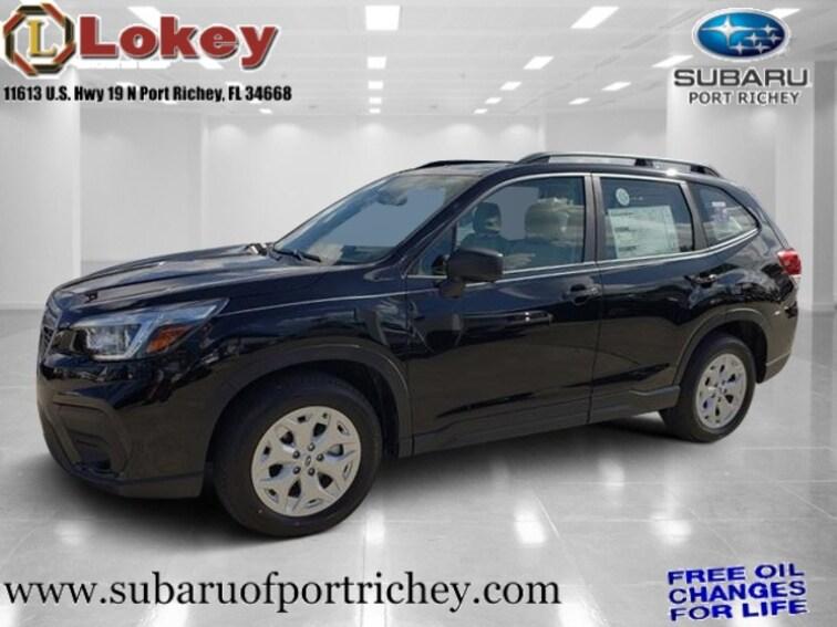 New 2019 Subaru Forester Standard SUV JF2SKACC1KH457372 Port Richey