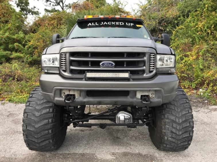 used 2003 ford f 250 for sale in port richey fl near wesley chapel spring hill brooksville. Black Bedroom Furniture Sets. Home Design Ideas