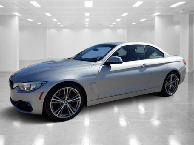 2016 BMW 428i 428i Convertible