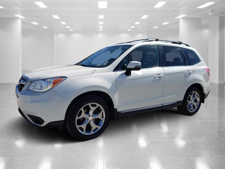 Used 2016 Subaru Forester 2.5i Touring SUV for sale in Port Richey, FL