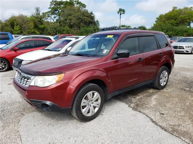Used 2011 Subaru Forester 2.5X SUV for sale in Port Richey, FL