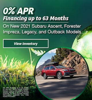 0% APR Financing up to 63 Months