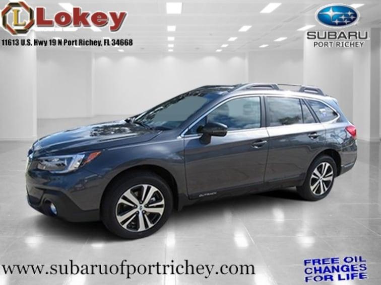 New 2019 Subaru Outback 2.5i Limited SUV 4S4BSANC5K3208402 Port Richey
