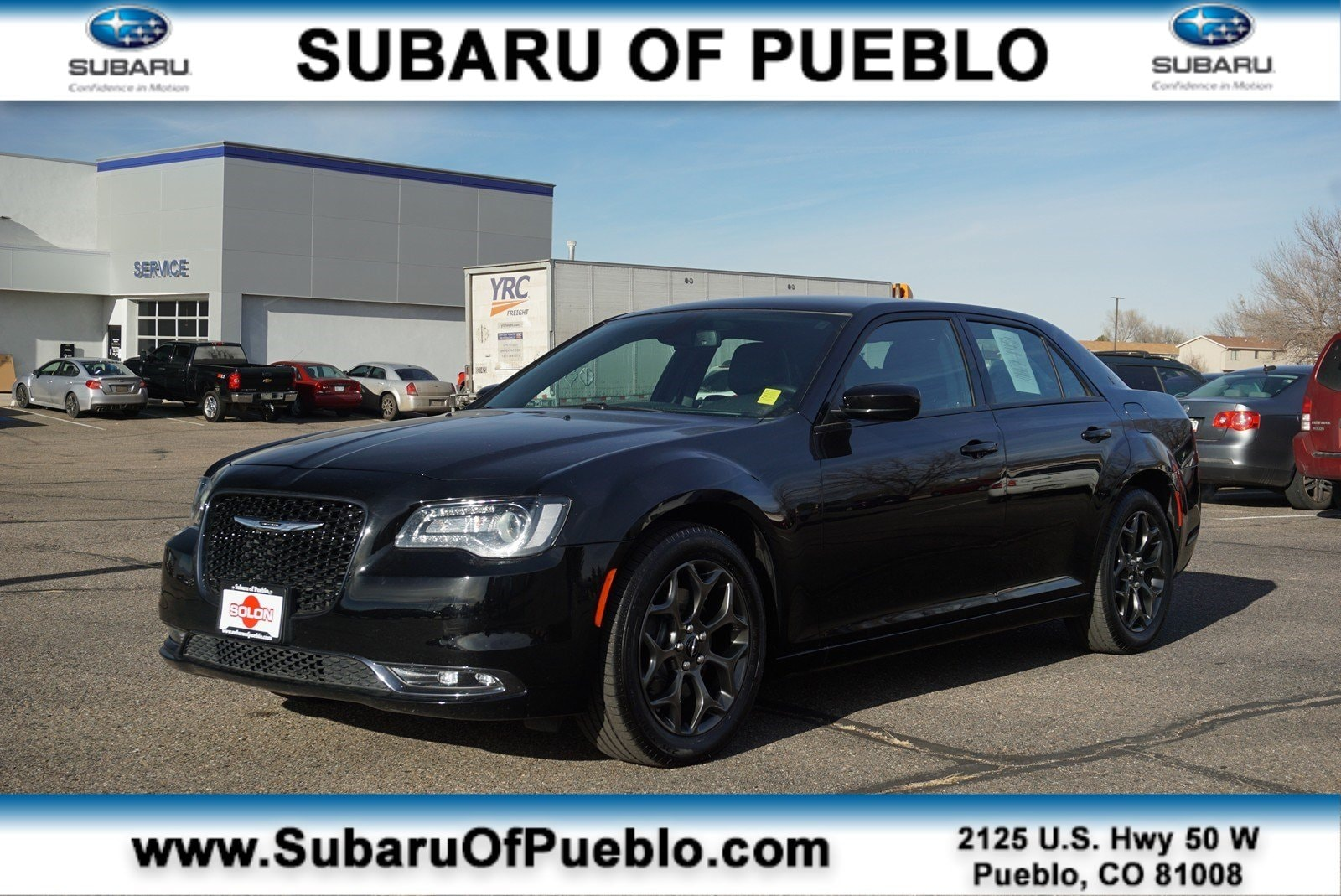 Used 2018 Chrysler 300 300s For Sale In Pueblo Co Area Subaru