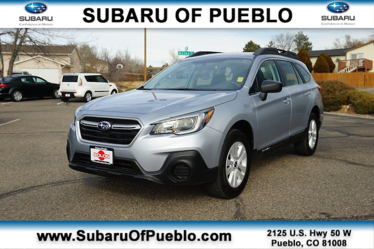 Used 2018 Subaru Outback 2.5i 2.5i in Pueblo, CO