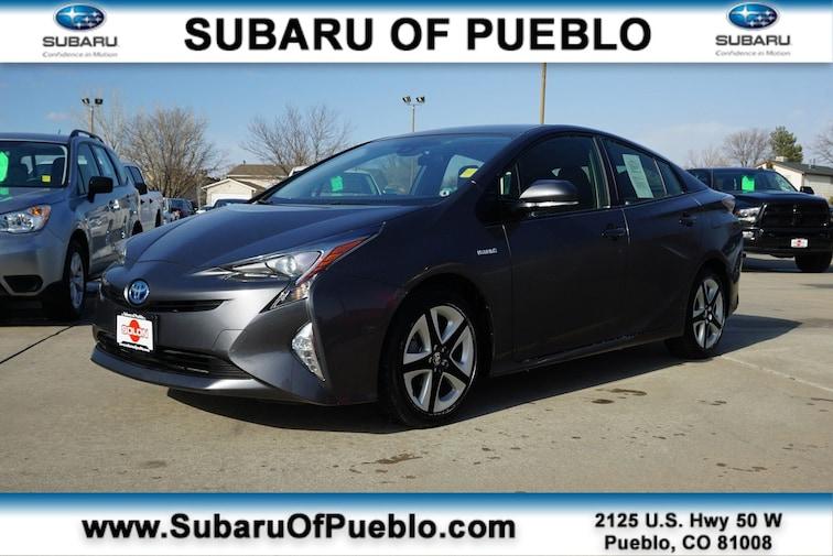 Used 2017 Toyota Prius Four Four in Pueblo, CO