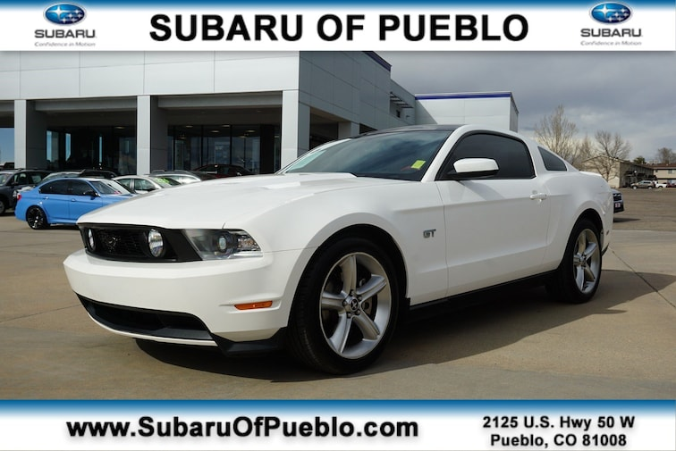 Used 2010 Ford Mustang GT Coupe in Pueblo, CO