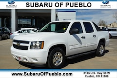 Used 2009 Chevrolet Avalanche LS 4WD Crew Cab 130 LS 3GNFK12069G215583 Pueblo, CO