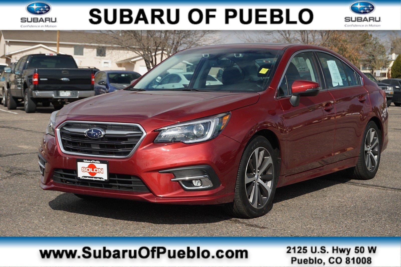 2018 Subaru Legacy Limited 2.5i Limited for sale in Pueblo, CO