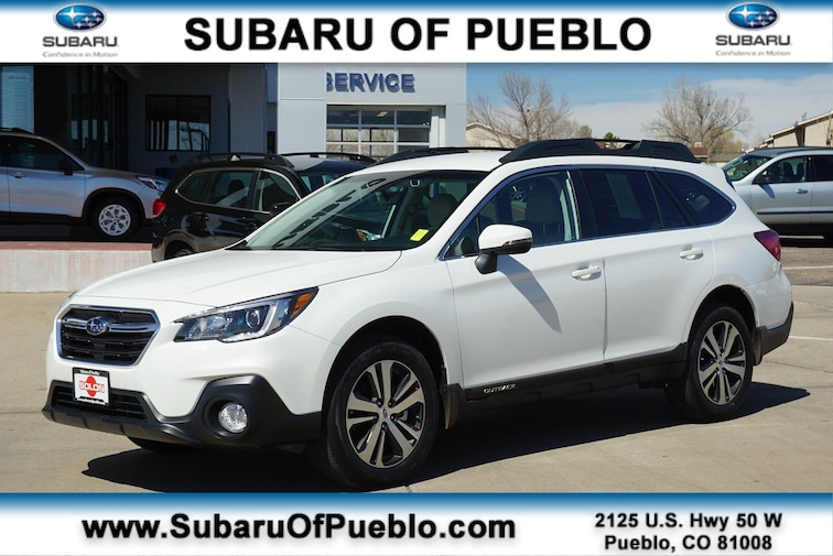 Used 2019 Subaru Outback Limited 3.6R Limited in Pueblo, CO