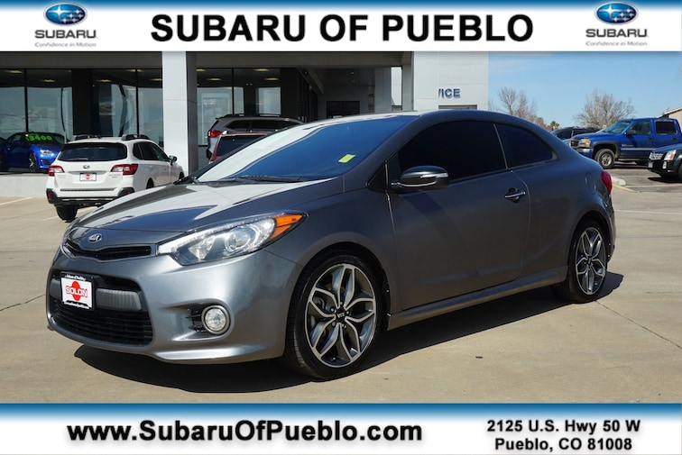 Used 2014 Kia Forte Koup SX Coupe in Pueblo, CO