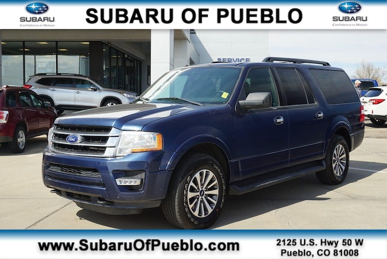 Used 2017 Ford Expedition EL XLT XLT 4x4 in Pueblo, CO