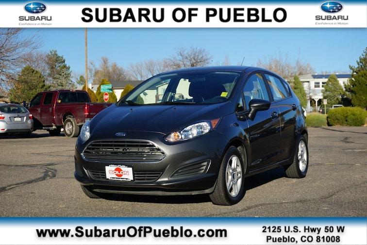 Used 2017 Ford Fiesta SE SE Hatch in Pueblo, CO