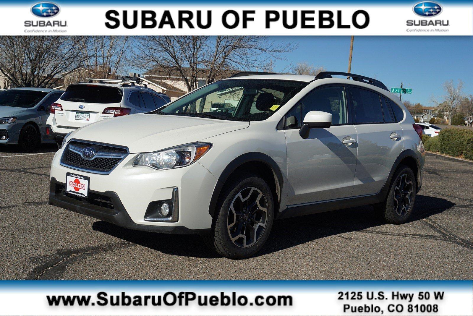 2017 Subaru Crosstrek Premium 2.0i Premium CVT for sale in Pueblo, CO