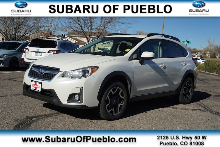 Used 2017 Subaru Crosstrek Premium 2.0i Premium CVT in Pueblo, CO