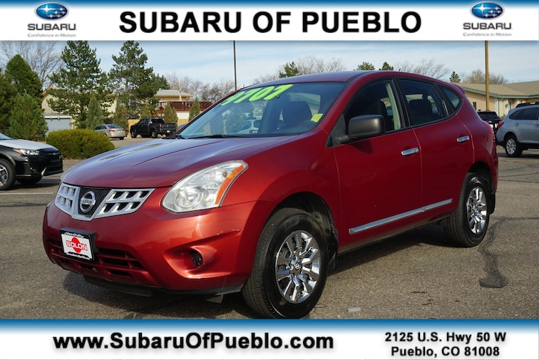 Used 2013 Nissan Rogue S AWD  S in Pueblo, CO