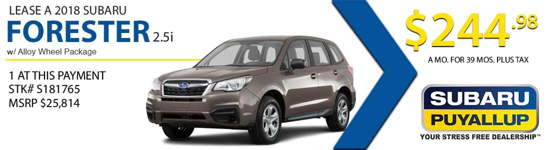 Subaru of puyallup new subaru dealership in puyallup wa 98371 stress free leases near tacoma wa 2018 subaru forester lease platinumwayz