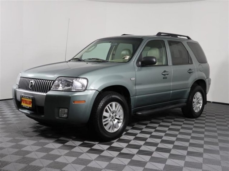 mercury mariner 2007 mileage