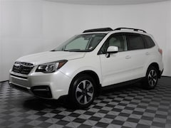 Used 2018 Subaru Forester 2.5i Limited SUV JF2SJARC3JH600136 in Puyallup WA