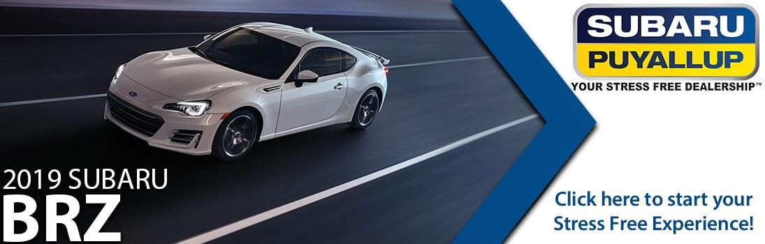 2019 Subaru Brz Models Features Details Puyallup Wa Subaru Of Puyallup