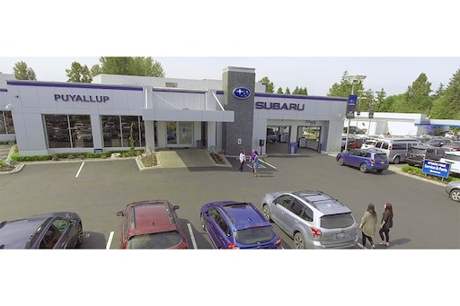 Subaru Dealership Seattle >> Subaru Of Puyallup New 2019 2020 Used Car Dealer Serving