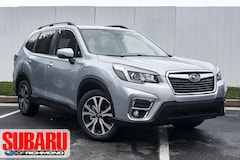 New 2019 Subaru Forester Limited SUV for sale in Richmond, VA