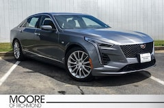 2019 CADILLAC CT6 Luxury AWD Sedan