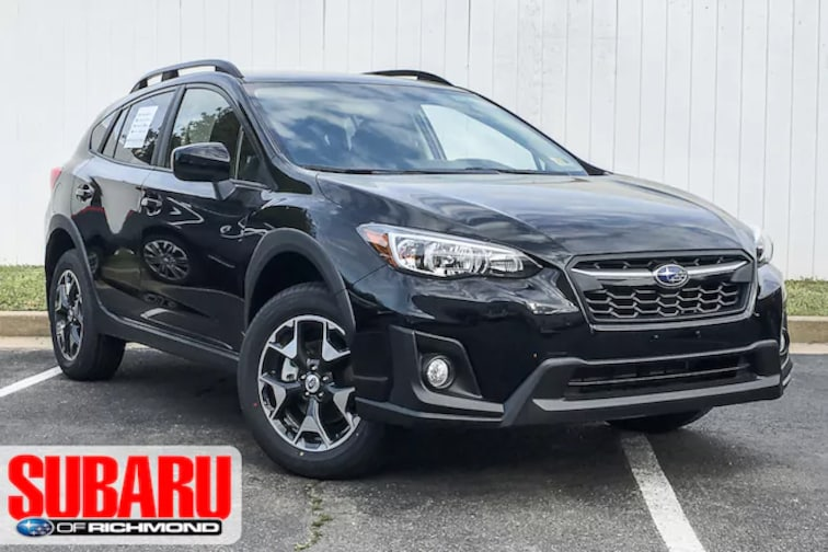 New 2019 Subaru Crosstrek 2.0i Premium SUV For Sale or Lease Richmond, Virginia