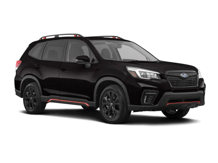 New 2019 Subaru Forester Sport SUV For Sale or Lease Richmond, Virginia