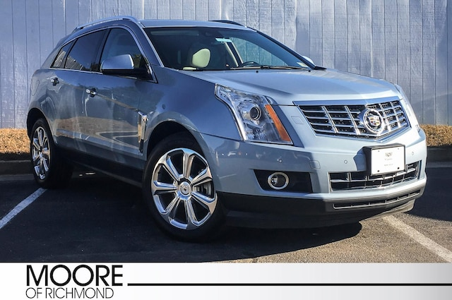 used 2014 cadillac srx performance collection for sale in richmond