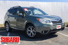 Used 2015 Subaru Forester 2.5i Touring SUV in Richmond, VA