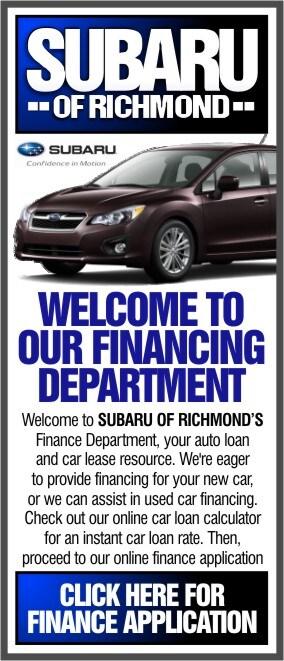 auto financing leases in richmond va