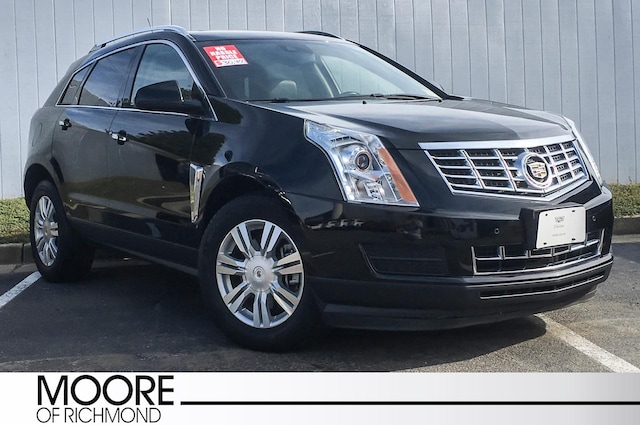 used 2016 cadillac srx luxury collection for sale in richmond, va