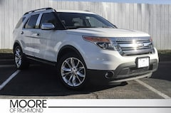 Used 2015 Ford Explorer XLT SUV under $20,000 for Sale in Richmond